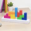 Tetris ikonok hangulatvilágítás