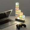 Minecraft építőkocka 3D hangulatvilágítás