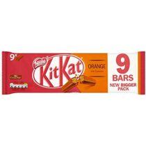 Narancsos csokis Kit Kat Csomag (9x2db) (186g)