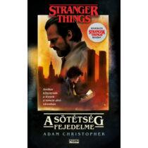 Stranger Things: A sötétség fejedelme könyv