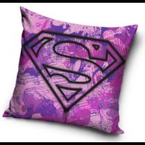Superman rózsaszín párnahuzat