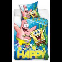 SpongyaBob  - Happy ágyneműhuzat