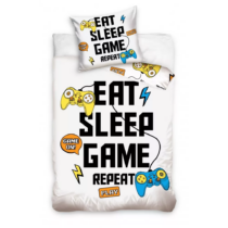 Gamer - Eat, Sleep, Game ágyneműhuzat