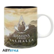 Assassin's Creed - Valhalla táj bögre