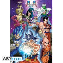 Dragon Ball Super - Universe 7 poszter
