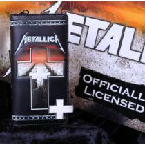 Metallica - Master of Puppets dombornyomott pénztárca