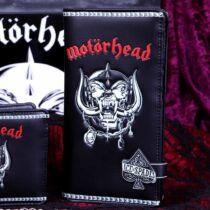 Motörhead dombornyomott pénztárca