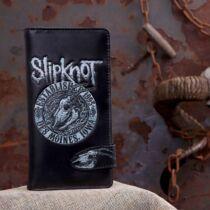Slipknot - Flaming Goat dombornyomott pénztárca
