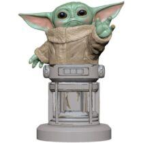 Star Wars - The Mandalorian - Baby Yoda telefon/kontroller töltő figura