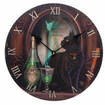 Lisa Parker - Absinthe Black Cat falióra
