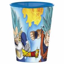 Dragon Ball Super kicsi műanyag pohár