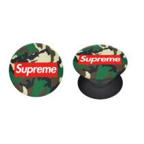 Supreme - Camouflage  - Pop Holder (Ujj támasz)