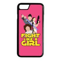 Star Wars - Fight like a girl - iPhone tok - (többféle)