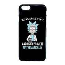 Rick és Morty - Egyszerű Matek - iPhone tok - (többféle)