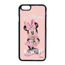 Disney - Minnie Mouse, a legcukibb fotós - iPhone tok - (többféle)