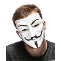 Anonymous, Guy Fawkes maszk - Vendetta