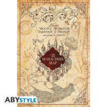 Harry Potter - Tekergők térképe poszter
