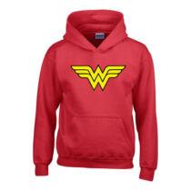 DC Comics - Wonder Woman gyerek kapucnis pulóver