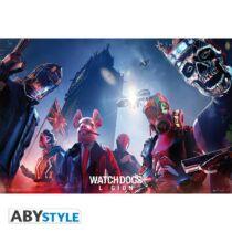 Watch Dogs - Legion poszter