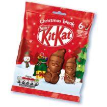 KitKat Karácsonyi Limitált csoki csomag (6db)