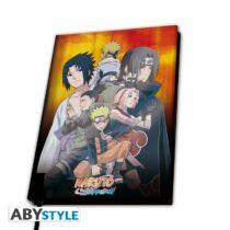 Naruto - Konoha jegyzetfüzet