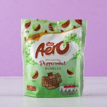 Nestlé Aero Bubbles Mentolos bonbon
