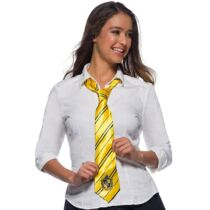 Harry Potter Hugrabug ház nyakkendő