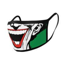 DC Comics - Joker - Mosható Arcmaszk szett (2db-os)