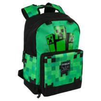 Minecraft - Creeper hátizsák