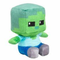 Minecraft zombie plüss figura