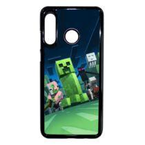 Minecraft - Szörnyek - Huawei tok (többféle)