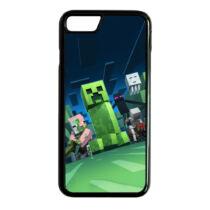 Minecraft - Szörnyek - iPhone tok - (többféle)