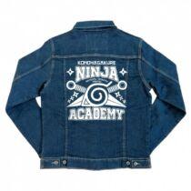 Naruto - Konohagakure Ninja Academy - unisex farmerkabát