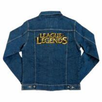 League Of Legends Logo unisex farmerkabát
