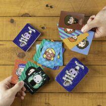 Harry Potter - Fekete Péter kártyajáték