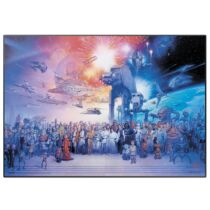 Star Wars asztali füzetalátét
