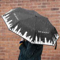 Jóbarátok színváltós esernyő