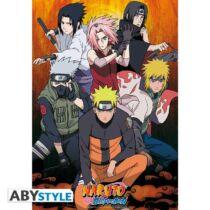 Naruto Shippuden - Group poszter (91.5 x 61)