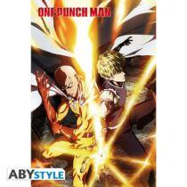One Punch Man - Saitama & Genos poszter