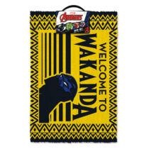 Fekete Párduc - Welcome to Wakanda lábtörlő