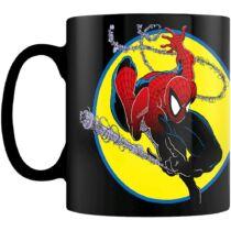 Marvel - Pókember hőre változó bögre