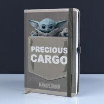 Star Wars - The Mandalorian -Precious Cargo A5 Prémium füzet