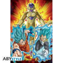 Dragon Ball Super - Golden Frieza poszter
