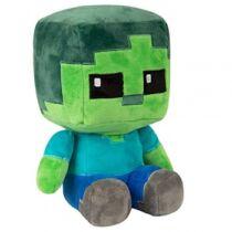 Minecraft Nagy Zombi Plüssfigura