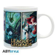 League Of Legends - Champions bögre