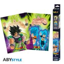 Dragon Ball - Broly 2db-os poszter szett