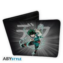 My Hero Academia - Deku és Bakugo pénztárca