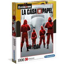 A nagy pénzrablás 1000db-os puzzle