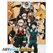 My Hero Academia - Group poszter