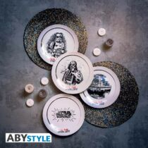 Star Wars - Join The Dark Side 4 darabos tányér szett